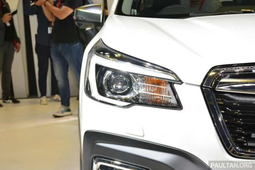 2020 Subaru Forester GT Edition launched in S'pore Image #1066809