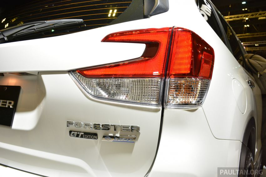 2020 Subaru Forester GT Edition launched in S'pore Image #1066811