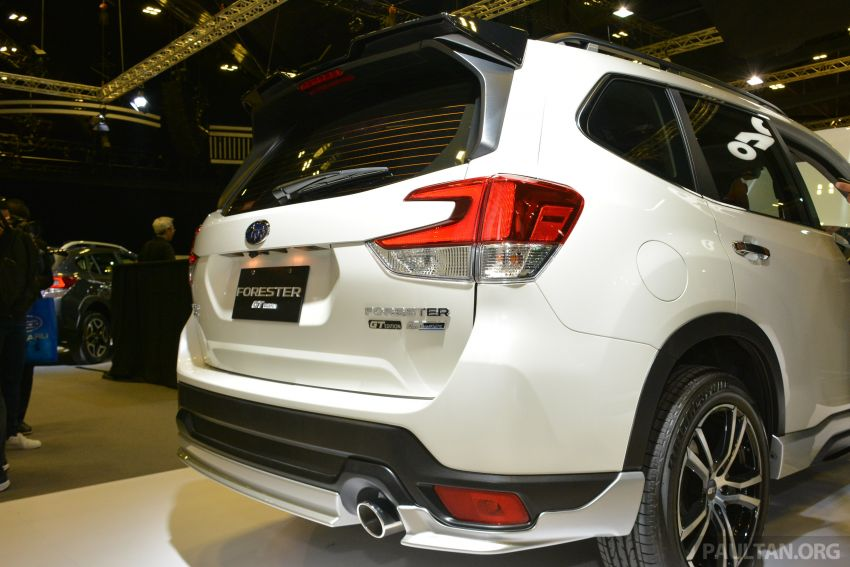 2020 Subaru Forester GT Edition launched in S'pore Image #1066797