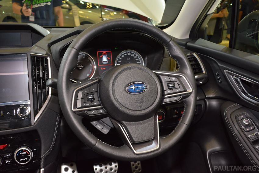 2020 Subaru Forester GT Edition launched in S'pore Image #1066830