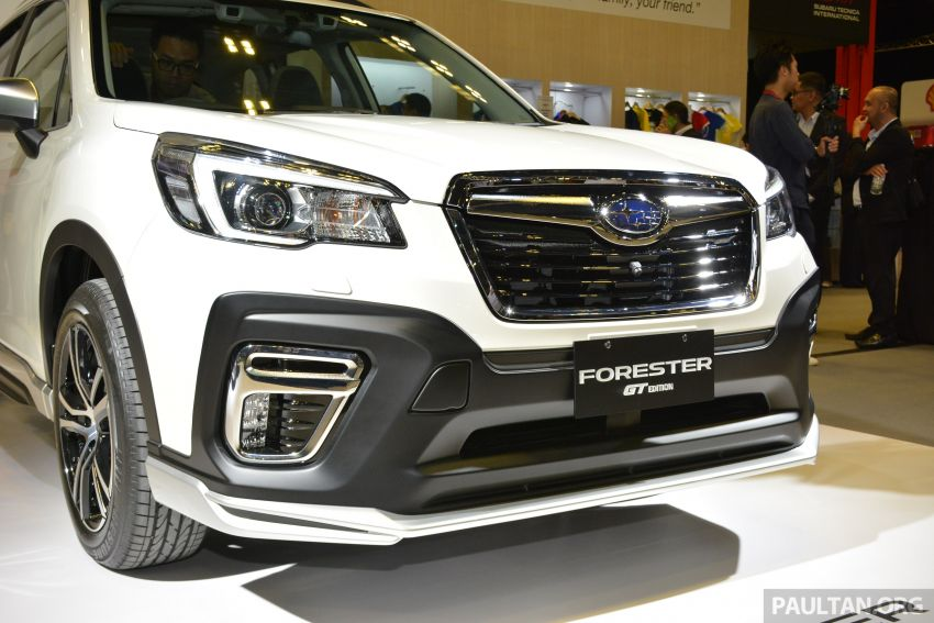 2020 Subaru Forester GT Edition launched in S'pore Image #1066801