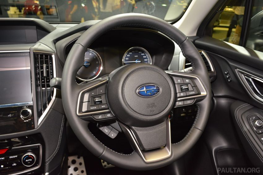 2020 Subaru Forester e-Boxer launched in Singapore – sole 2.0i-S EyeSight Hybrid variant; from RM378k Image #1066942