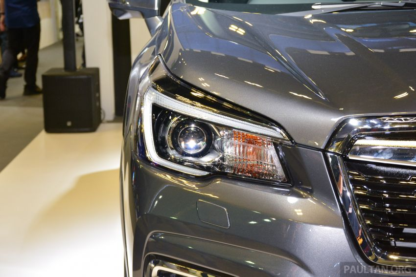 2020 Subaru Forester e-Boxer launched in Singapore – sole 2.0i-S EyeSight Hybrid variant; from RM378k Image #1066933