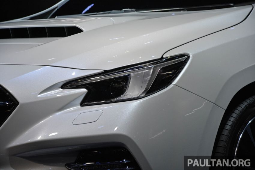 TAS 2020: Subaru Levorg Prototype STI Sport revealed Image #1069709