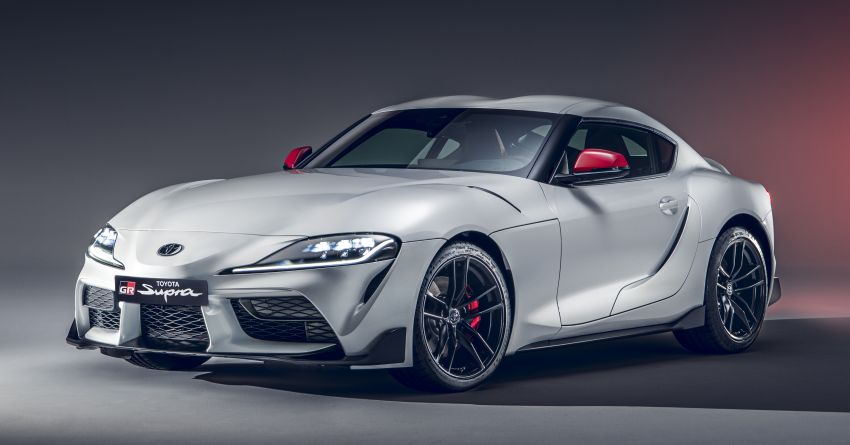 Toyota GR Supra 2.0L variant launched in Europe – 258 PS/400 Nm, Fuji Speedway edition limited to 200 units Image #1070034