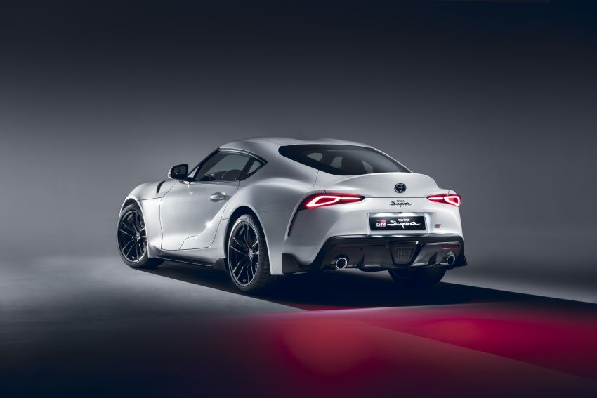 Toyota GR Supra 2.0L variant launched in Europe – 258 PS/400 Nm, Fuji Speedway edition limited to 200 units Image #1070035
