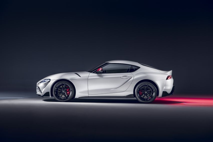 Toyota GR Supra 2.0L variant launched in Europe – 258 PS/400 Nm, Fuji Speedway edition limited to 200 units Image #1070036
