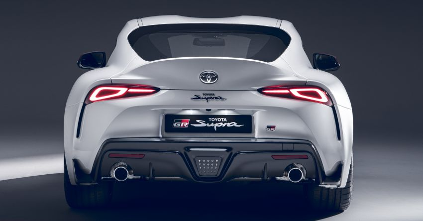 Toyota GR Supra 2.0L variant launched in Europe – 258 PS/400 Nm, Fuji Speedway edition limited to 200 units Image #1070037