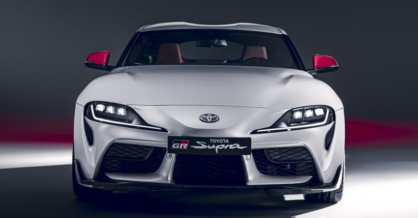 Toyota GR Supra 2.0L variant launched in Europe – 258 PS/400 Nm, Fuji Speedway edition limited to 200 units Image #1070038