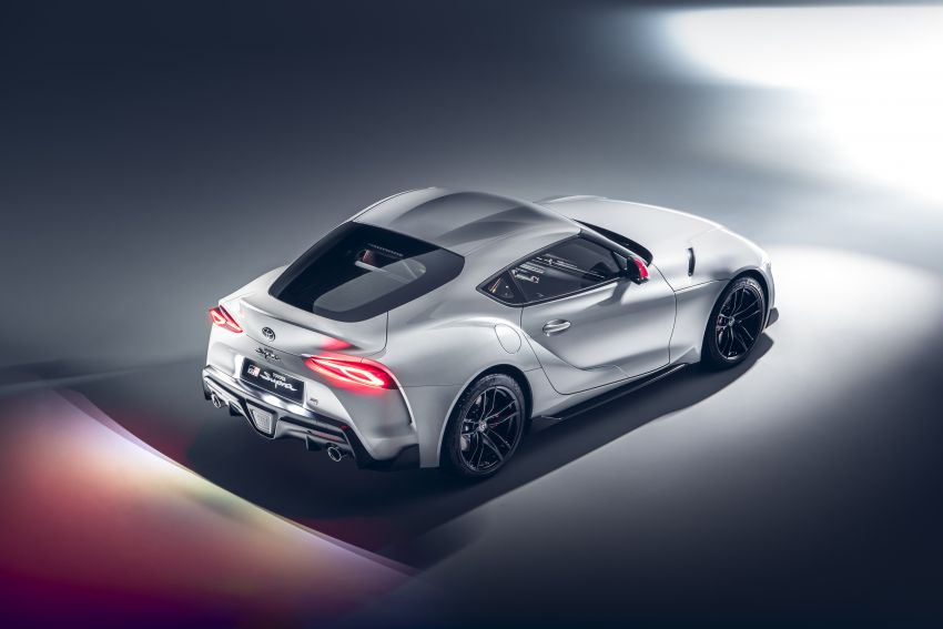 Toyota GR Supra 2.0L variant launched in Europe – 258 PS/400 Nm, Fuji Speedway edition limited to 200 units Image #1070039