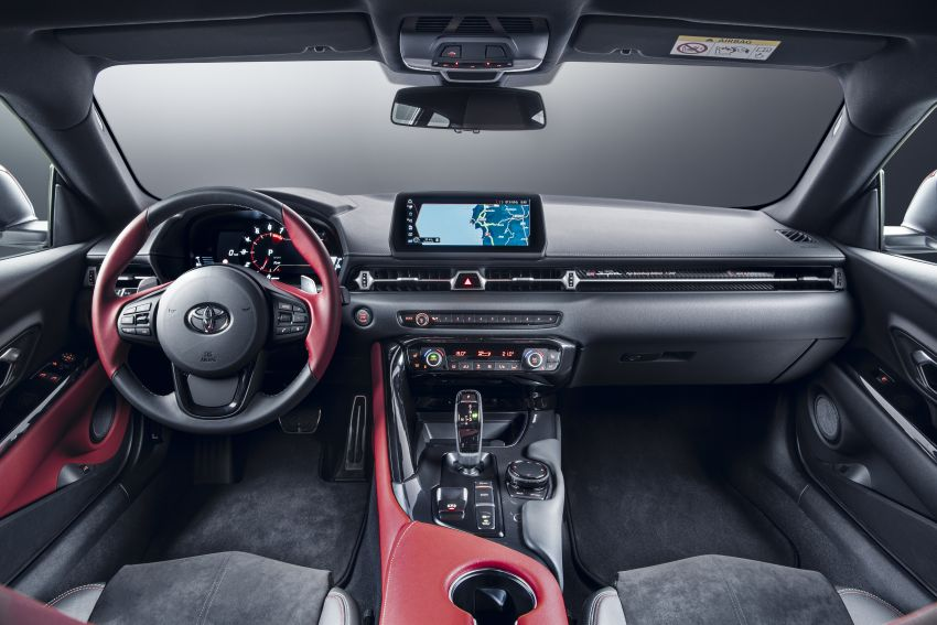 Toyota GR Supra 2.0L variant launched in Europe – 258 PS/400 Nm, Fuji Speedway edition limited to 200 units Image #1070042