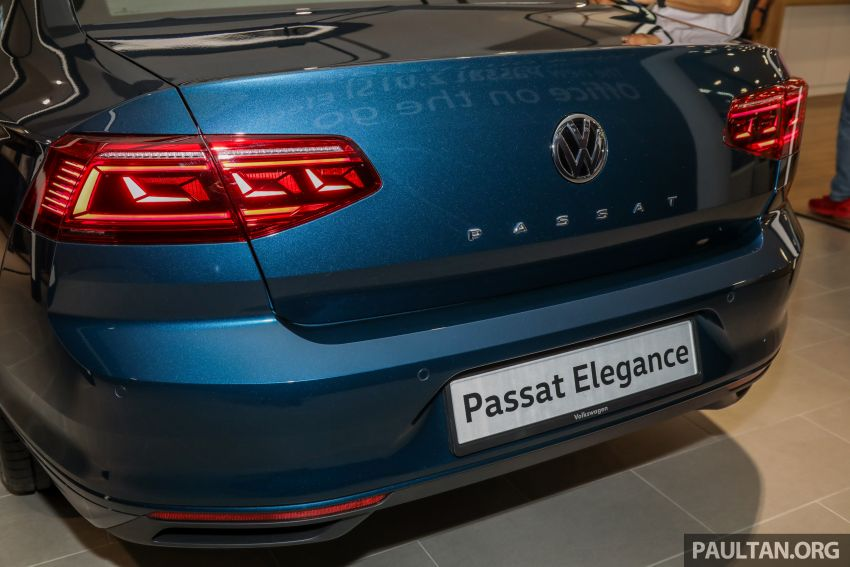2020 Volkswagen Passat facelift launched in Malaysia – 2.0 TSI Elegance, new 7-speed wet DSG, RM189k Image #1068188