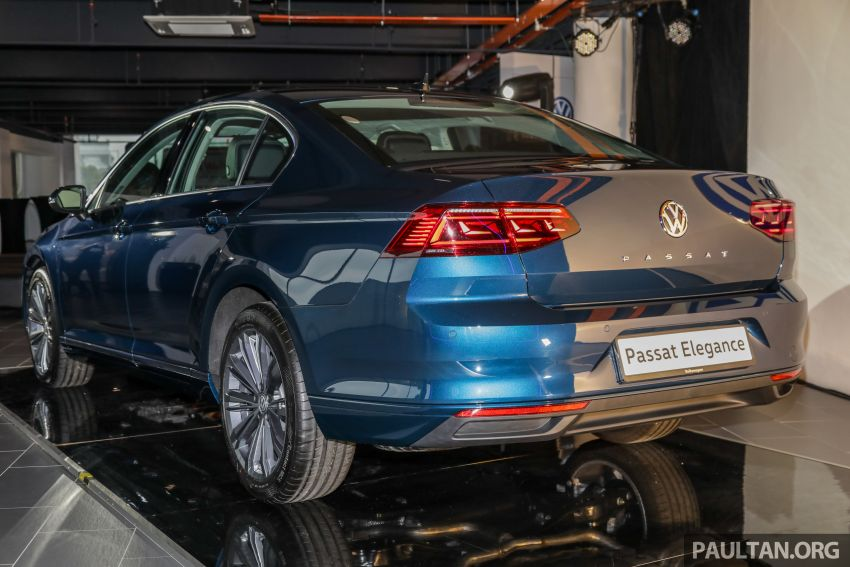 2020 Volkswagen Passat facelift launched in Malaysia – 2.0 TSI Elegance, new 7-speed wet DSG, RM189k Image #1068152