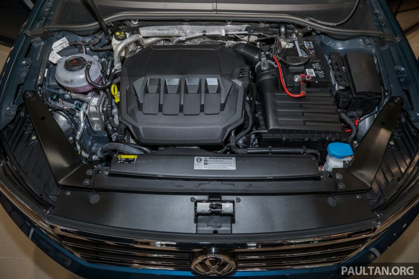 2020 Volkswagen Passat facelift launched in Malaysia – 2.0 TSI Elegance, new 7-speed wet DSG, RM189k Image #1068203