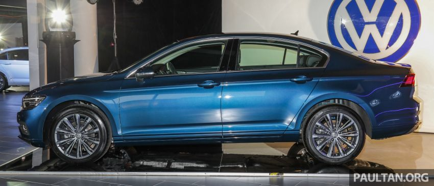 2020 Volkswagen Passat facelift launched in Malaysia – 2.0 TSI Elegance, new 7-speed wet DSG, RM189k Image #1068156