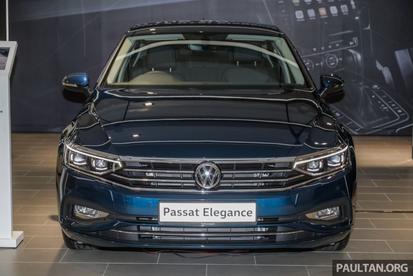 2020 Volkswagen Passat facelift launched in Malaysia – 2.0 TSI Elegance, new 7-speed wet DSG, RM189k Image #1068159