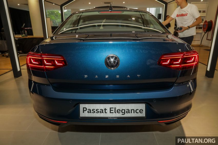 2020 Volkswagen Passat facelift launched in Malaysia – 2.0 TSI Elegance, new 7-speed wet DSG, RM189k Image #1068162