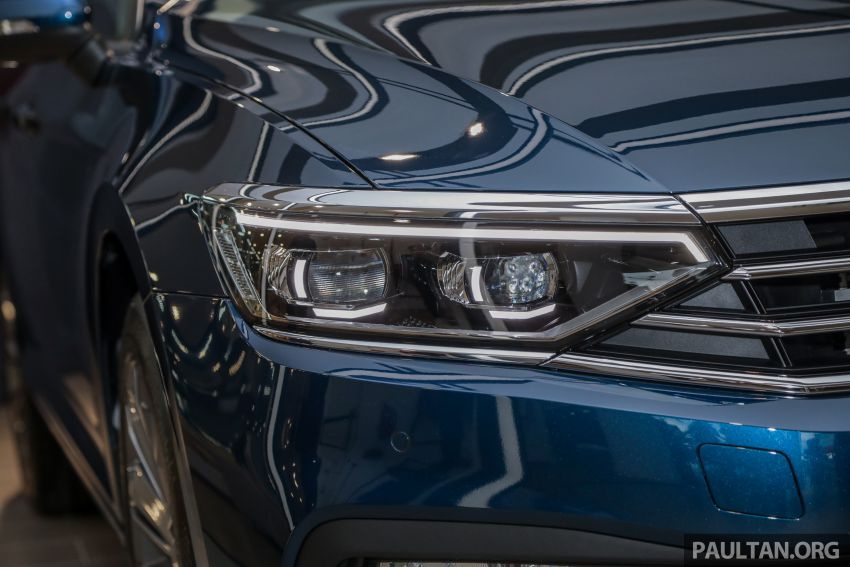2020 Volkswagen Passat facelift launched in Malaysia – 2.0 TSI Elegance, new 7-speed wet DSG, RM189k Image #1068166