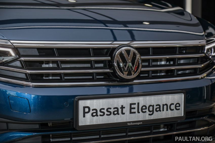 2020 Volkswagen Passat facelift launched in Malaysia – 2.0 TSI Elegance, new 7-speed wet DSG, RM189k Image #1068171
