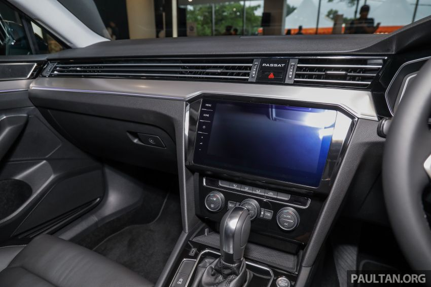 2020 Volkswagen Passat facelift launched in Malaysia – 2.0 TSI Elegance, new 7-speed wet DSG, RM189k Image #1068246