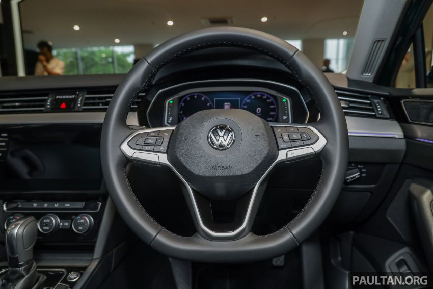 2020 Volkswagen Passat facelift launched in Malaysia – 2.0 TSI Elegance, new 7-speed wet DSG, RM189k Image #1068212