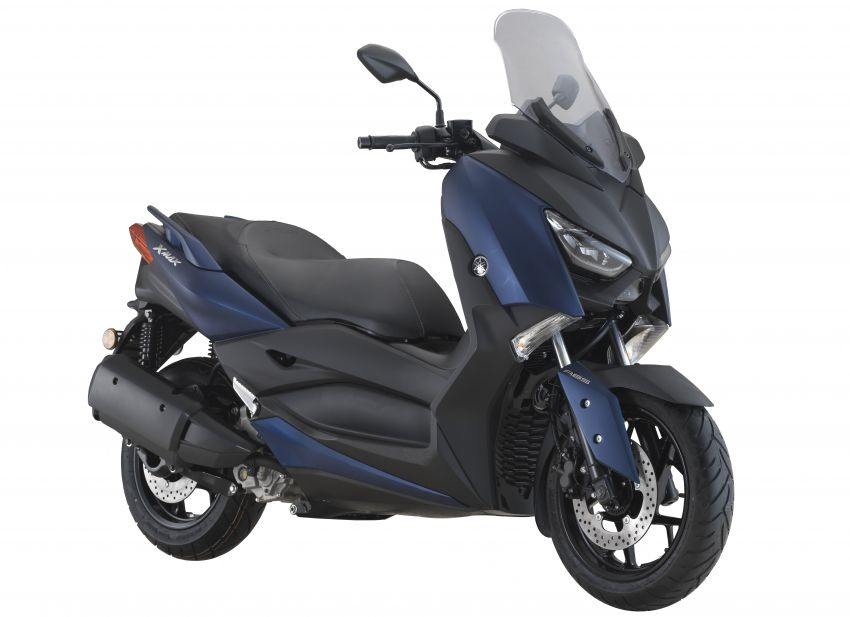 2020 Yamaha X-Max for Malaysia in new colours, pricing remains unchanged at RM21,500 excl. road tax Image #1070290