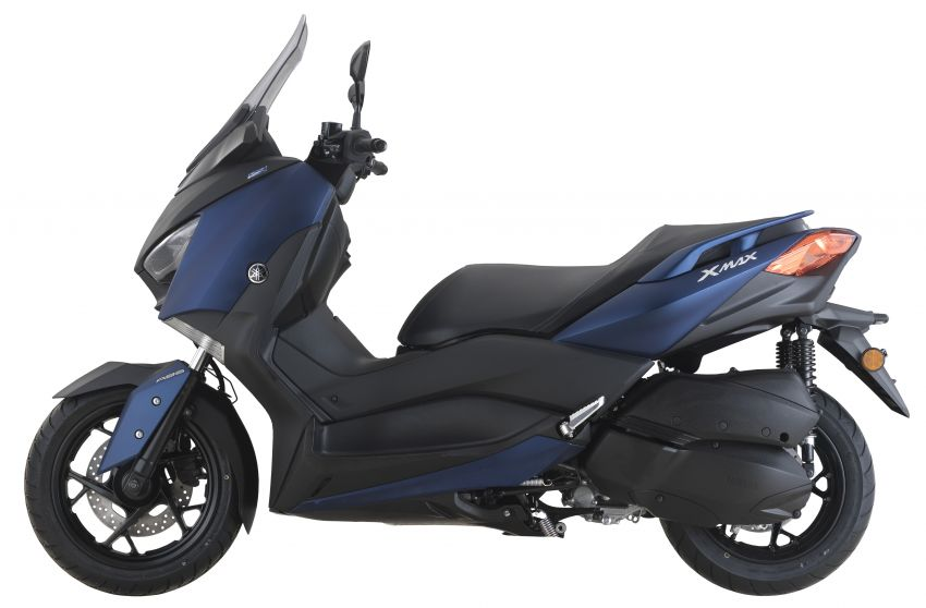 2020 Yamaha X-Max for Malaysia in new colours, pricing remains unchanged at RM21,500 excl. road tax Image #1070293