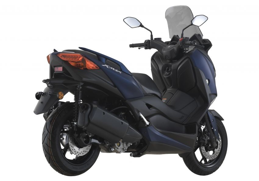 2020 Yamaha X-Max for Malaysia in new colours, pricing remains unchanged at RM21,500 excl. road tax Image #1070295