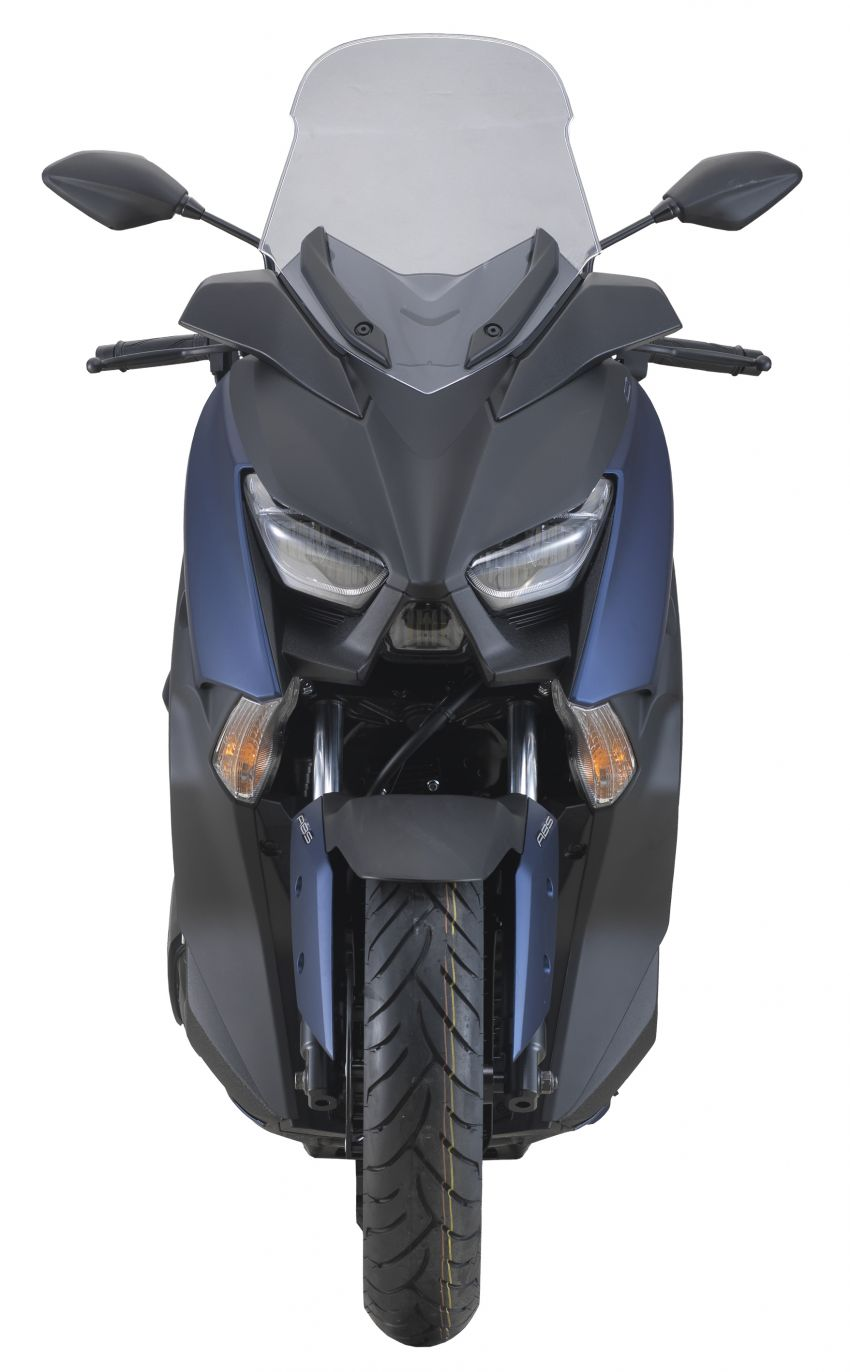2020 Yamaha X-Max for Malaysia in new colours, pricing remains unchanged at RM21,500 excl. road tax Image #1070296