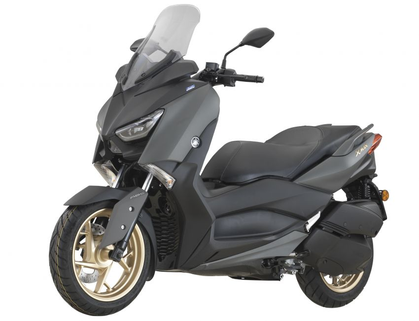 2020 Yamaha X-Max for Malaysia in new colours, pricing remains unchanged at RM21,500 excl. road tax Image #1070298