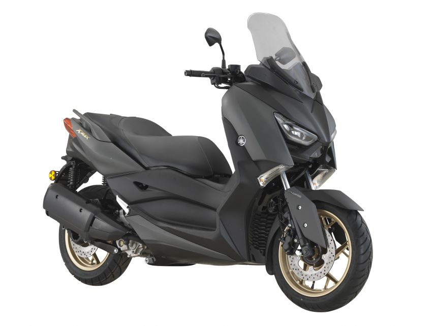 2020 Yamaha X-Max for Malaysia in new colours, pricing remains unchanged at RM21,500 excl. road tax Image #1070299