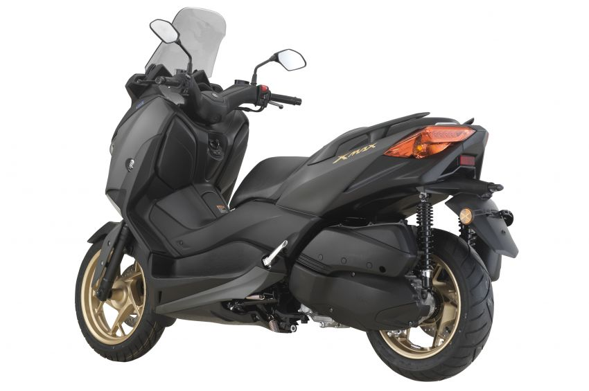 2020 Yamaha X-Max for Malaysia in new colours, pricing remains unchanged at RM21,500 excl. road tax Image #1070302