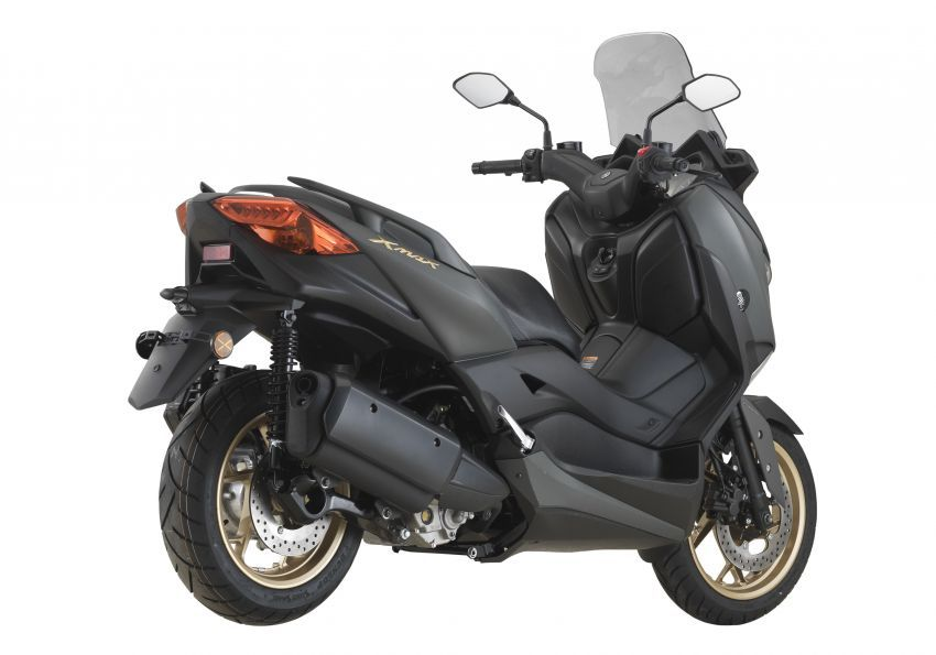 Yamaha XMax 2020 dalam tiga warna baru – RM21,500 Image #1070493