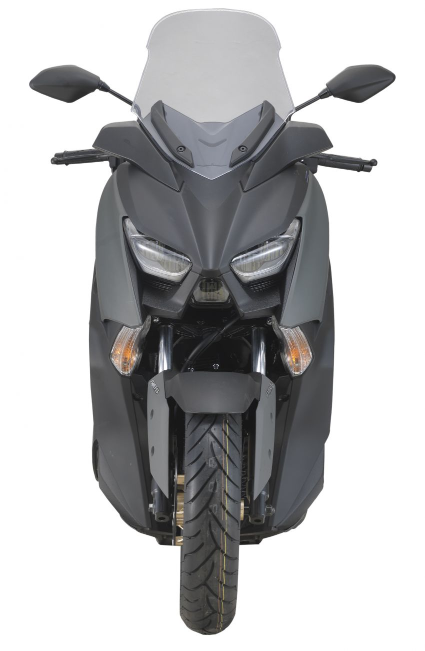 2020 Yamaha X-Max for Malaysia in new colours, pricing remains unchanged at RM21,500 excl. road tax Image #1070304
