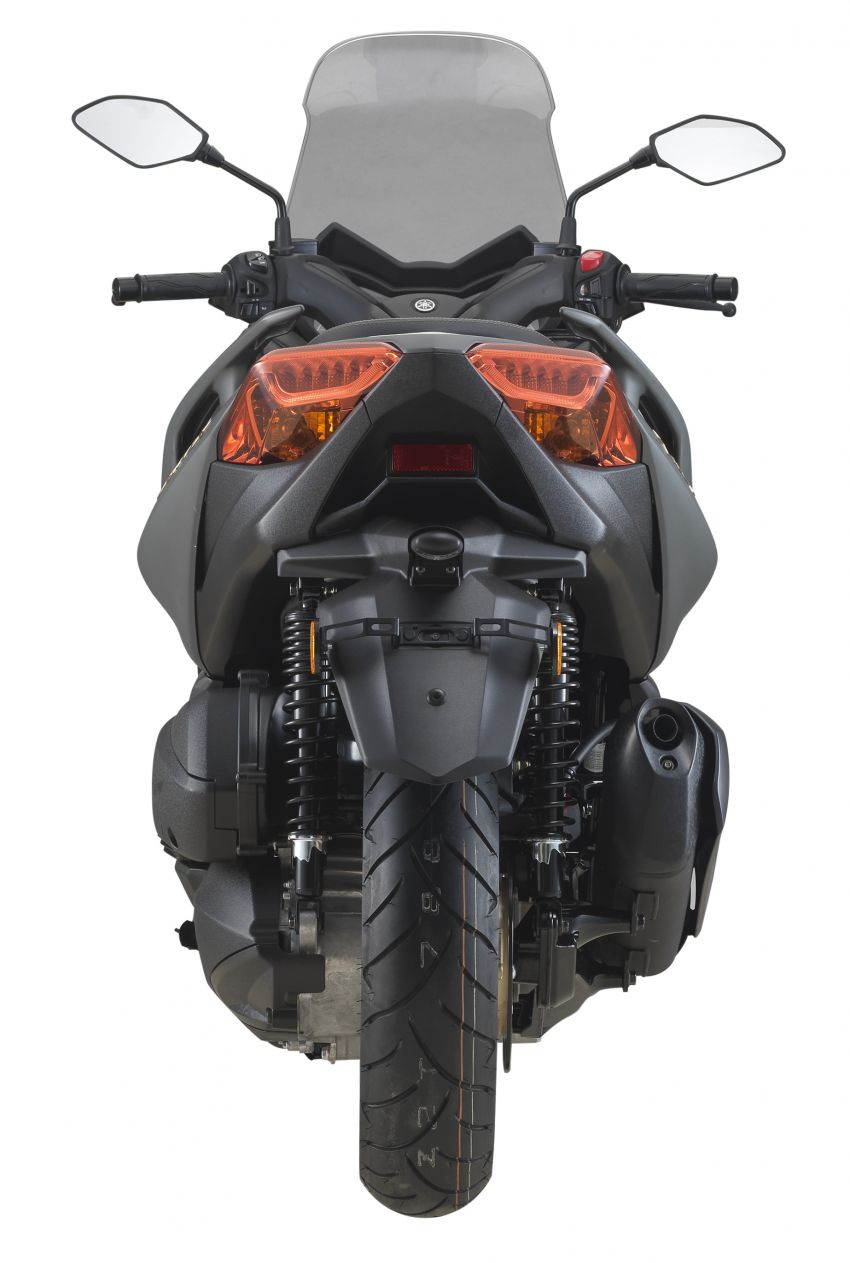 2020 Yamaha X-Max for Malaysia in new colours, pricing remains unchanged at RM21,500 excl. road tax Image #1070305