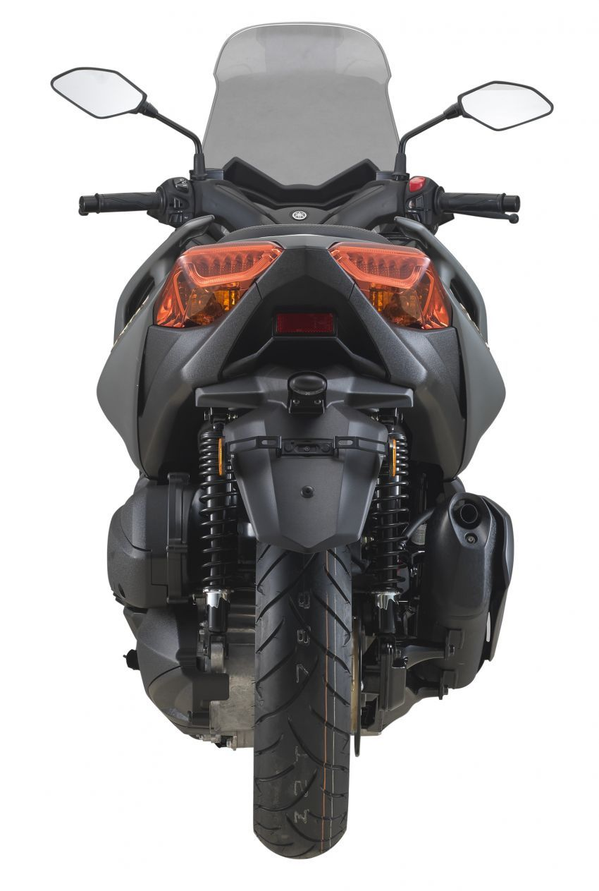 Yamaha XMax 2020 dalam tiga warna baru – RM21,500 Image #1070495