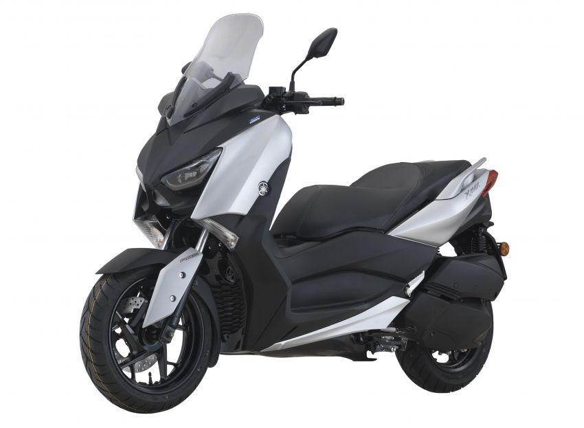 2020 Yamaha X-Max for Malaysia in new colours, pricing remains unchanged at RM21,500 excl. road tax Image #1070306