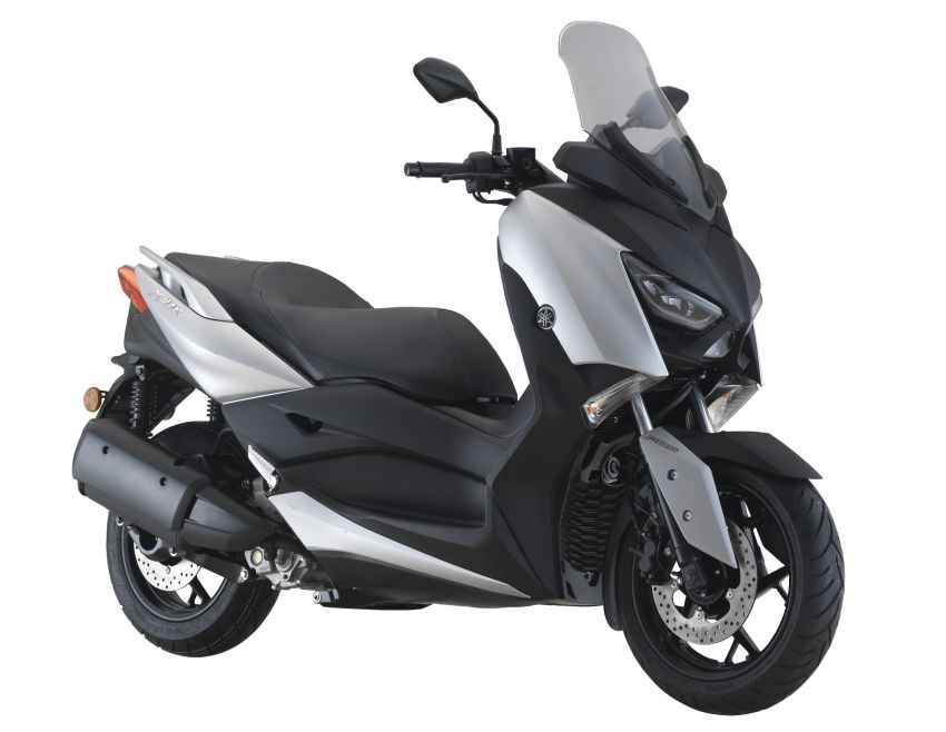 2020 Yamaha X-Max for Malaysia in new colours, pricing remains unchanged at RM21,500 excl. road tax Image #1070307