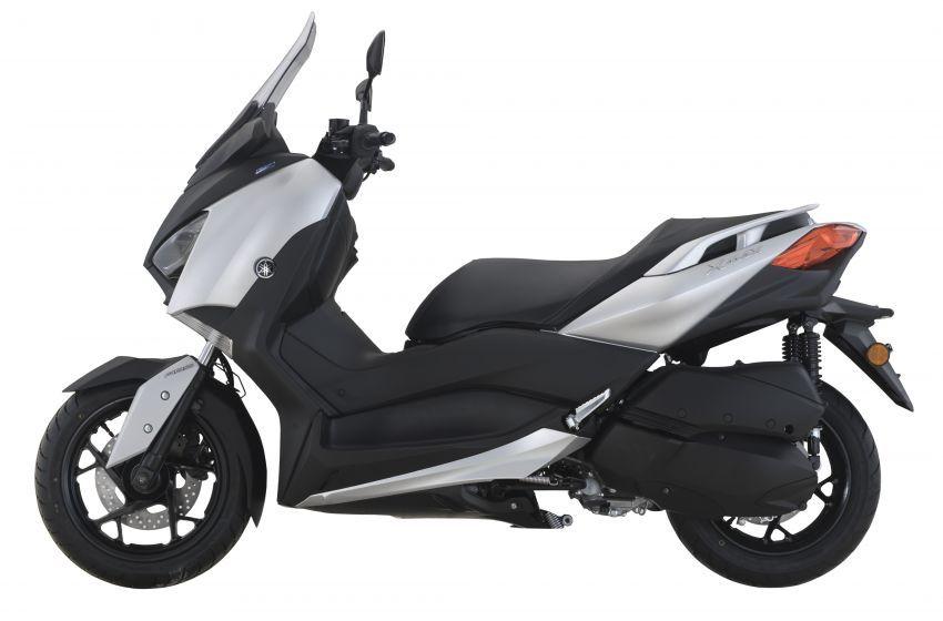 Yamaha XMax 2020 dalam tiga warna baru – RM21,500 Image #1070498