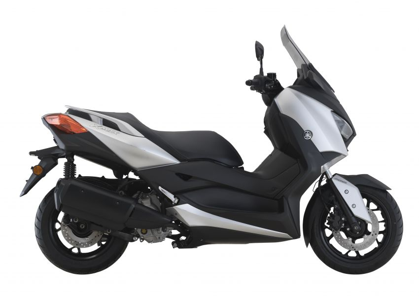 2020 Yamaha X-Max for Malaysia in new colours, pricing remains unchanged at RM21,500 excl. road tax Image #1070310