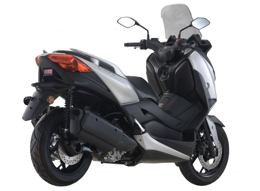 2020 Yamaha X-Max for Malaysia in new colours, pricing remains unchanged at RM21,500 excl. road tax Image #1070311