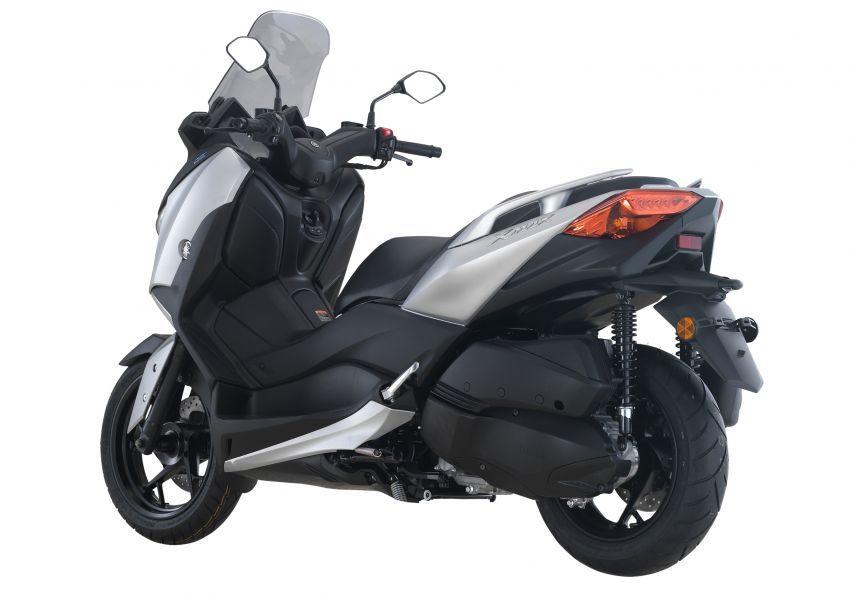 Yamaha XMax 2020 dalam tiga warna baru – RM21,500 Image #1070501
