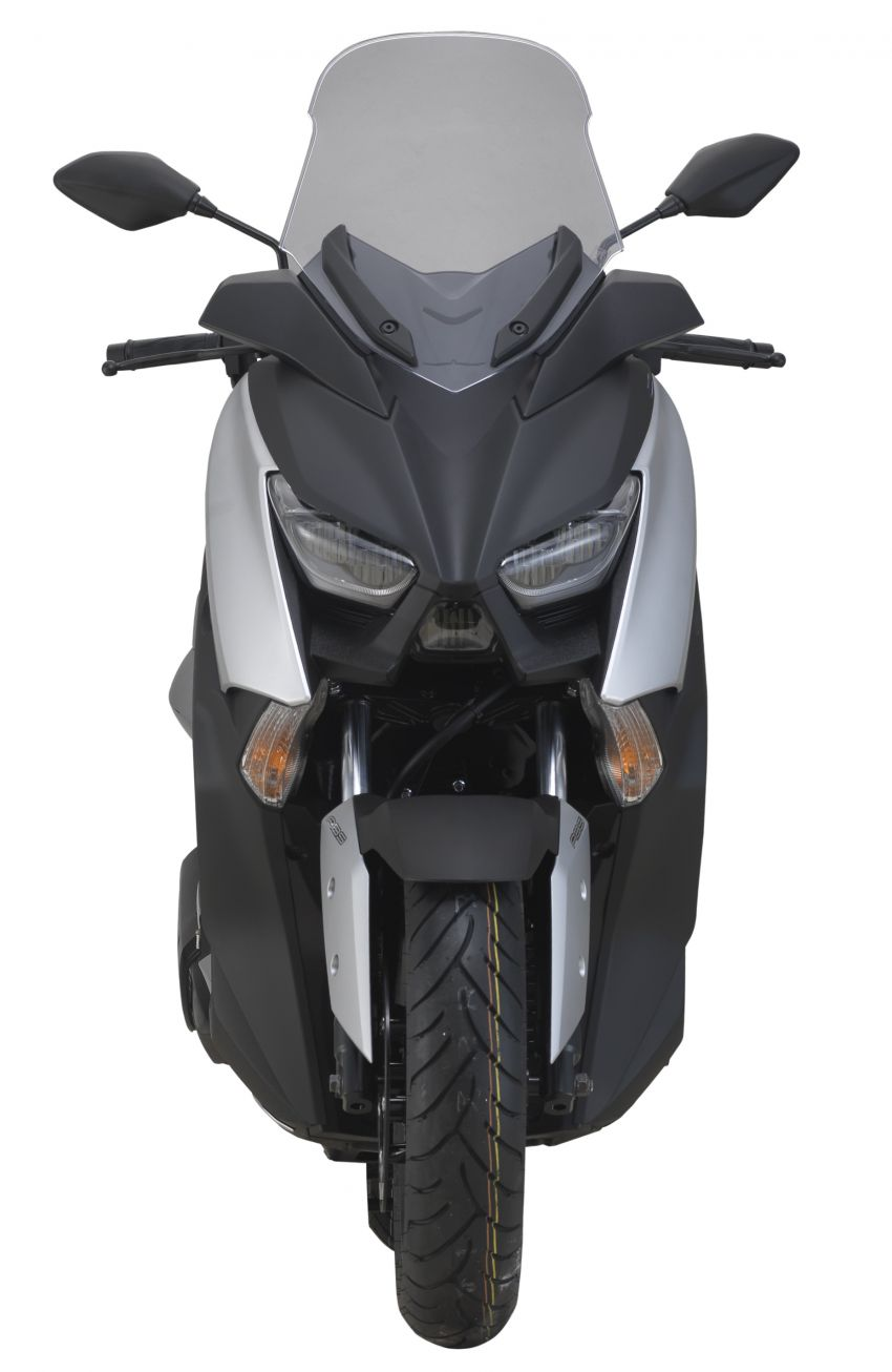 2020 Yamaha X-Max for Malaysia in new colours, pricing remains unchanged at RM21,500 excl. road tax Image #1070313