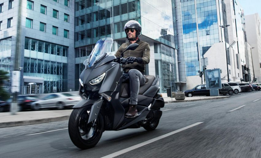 2020 Yamaha X-Max for Malaysia in new colours, pricing remains unchanged at RM21,500 excl. road tax Image #1070315