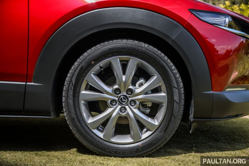 2020 Mazda CX-30 officially launched in Malaysia – three CBU variants; AEB and MRCC; from RM143k Image #1070354