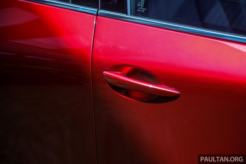 2020 Mazda CX-30 officially launched in Malaysia – three CBU variants; AEB and MRCC; from RM143k Image #1070359