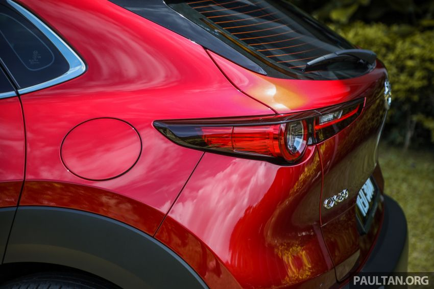 2020 Mazda CX-30 officially launched in Malaysia – three CBU variants; AEB and MRCC; from RM143k Image #1070364