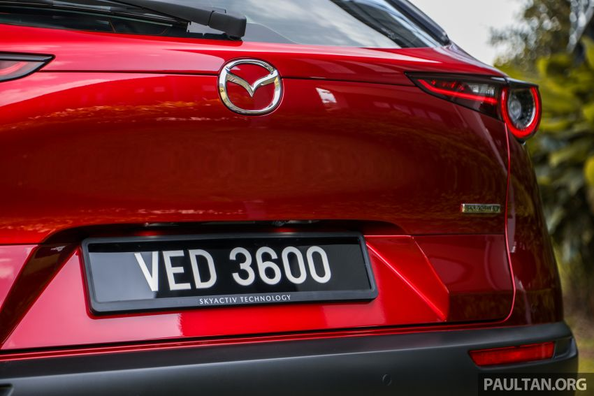 2020 Mazda CX-30 officially launched in Malaysia – three CBU variants; AEB and MRCC; from RM143k Image #1070366