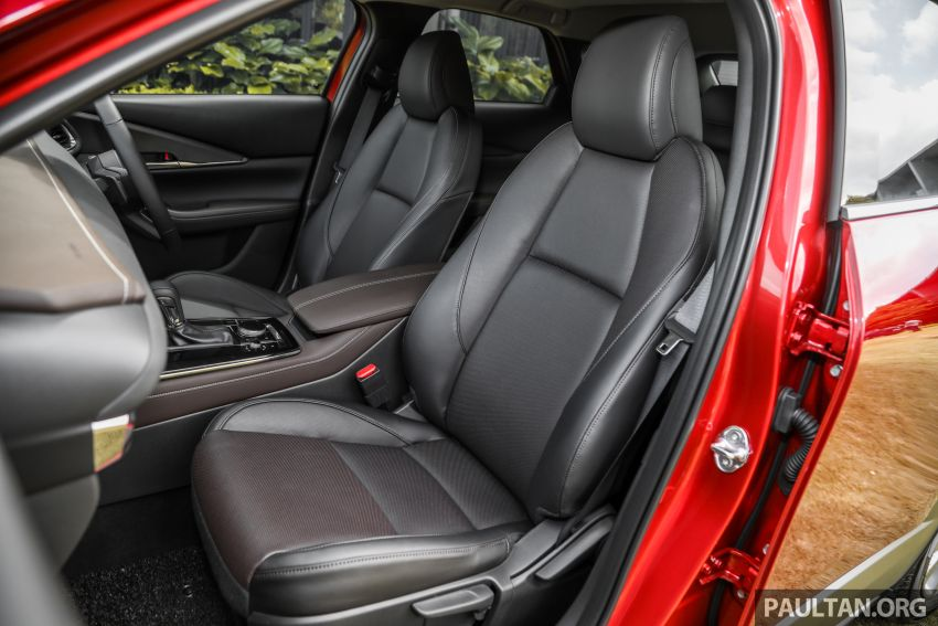 2020 Mazda CX-30 officially launched in Malaysia – three CBU variants; AEB and MRCC; from RM143k Image #1070397