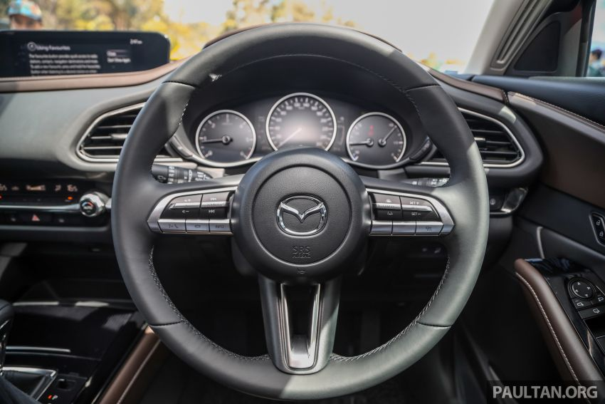 2020 Mazda CX-30 officially launched in Malaysia – three CBU variants; AEB and MRCC; from RM143k Image #1070373
